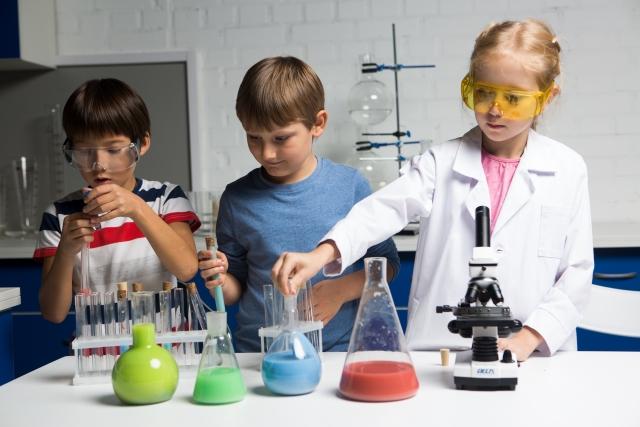 理科実験教室のサイエンス倶楽部に受験理科Eコースが登場