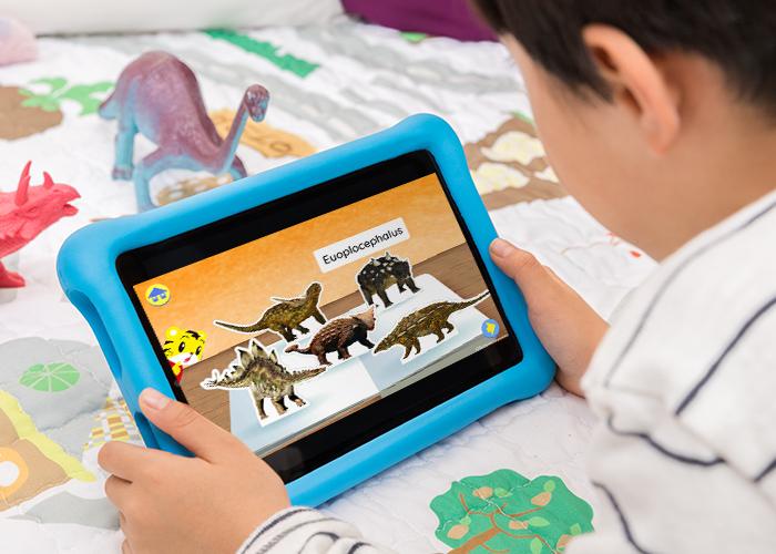 「Amazon Fire HD 8 キッズモデル」なら夢中で遊びながら学べる